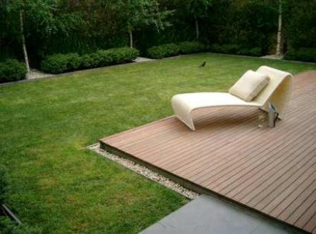 Minimalist garden find architects interior designers for Xscape garden design
