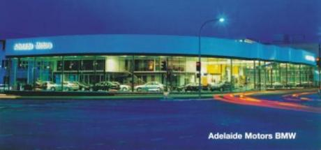 Adelaide motors bmw find architects interior designers for Adelaide innovative landscaping